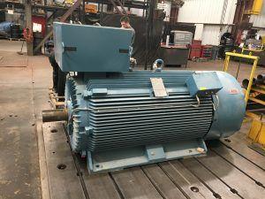 ABB Magnet Motor Repair